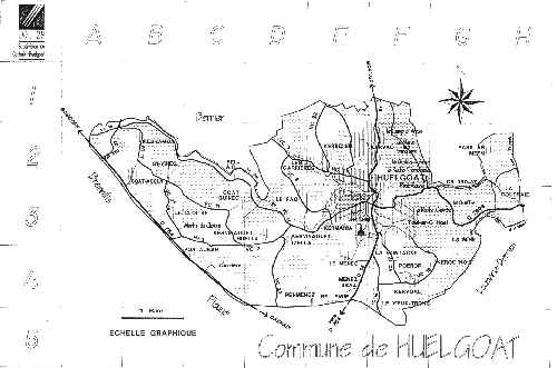 Plan de Huelgoat